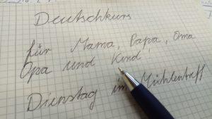 Deutschkurs @ Mühlentreff