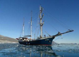 """""""Segelreise um Spitzbergen"""" mit Sabine Falkensteiner @ Mühlentreff"""