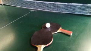 Tischtennis @ offener Bereich