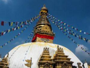 Im Herzen des Himalaya- eine Reise nach Nepal  von Grit Lichtblau @ Mühlentreff