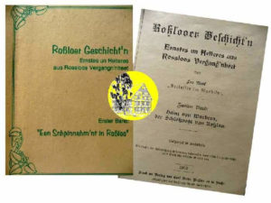 """""""Geschichte und Geschichten aus Roßlau"""" @ Mühlentreff"""
