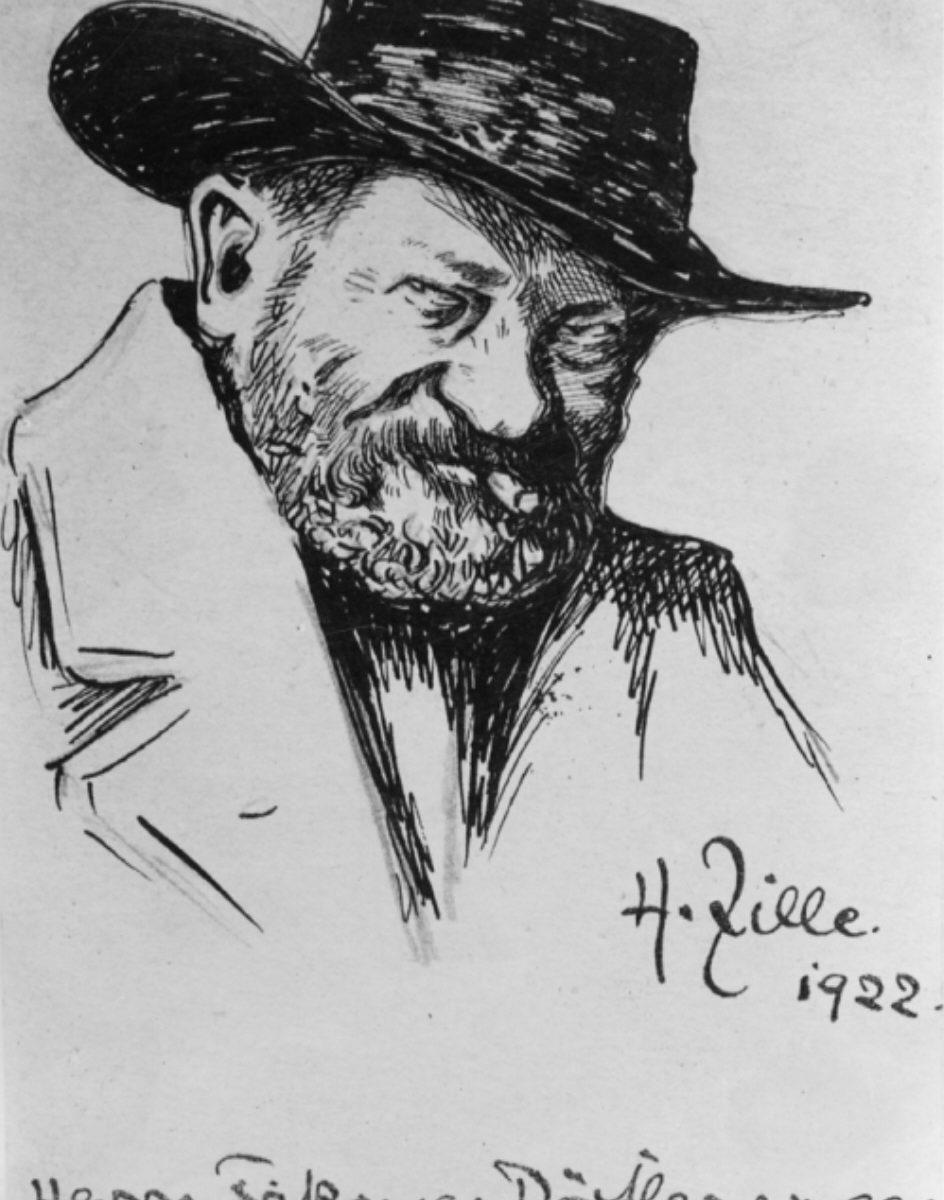 """Karoline"""" liest Heinrich Zille – Ölmühle e.V."""
