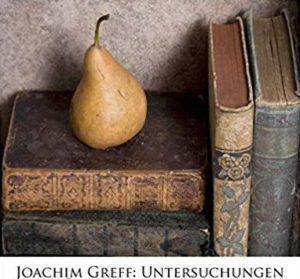 """""""Wer war Joachim Greff ?"""" Vortrag von Dr. Andrea Seidel @ Mühlentreff"""