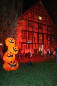 Halloween @ Ölmühle