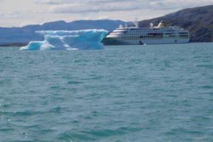 Bilderreise mit Giesela Richter von Spitzbergen nach Grönland @ Mühlentreff