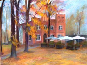 """Vernissage """"Herbst am Landhaus"""" Ausstellung von Angelika Fritsche @ Mühlentreff"""
