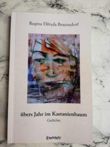 """Lesecafe """"Übers Jahr im Kastanienbaum"""" Regina Elfryda Braunsdorf @ Mühlentreff"""