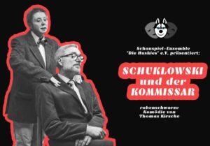 Die Ölmühlen Kulturnacht mit den Dessauer Huskies