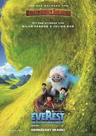 """Kino """"Everest, ein Yeti will hoch hinaus"""""""