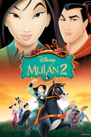 """Kino """"Mulan II"""""""