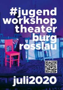 #Jugendworkshop mit der TheaterBurg