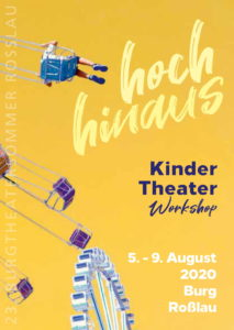 Premiere des Kinder-Theater-Workshops