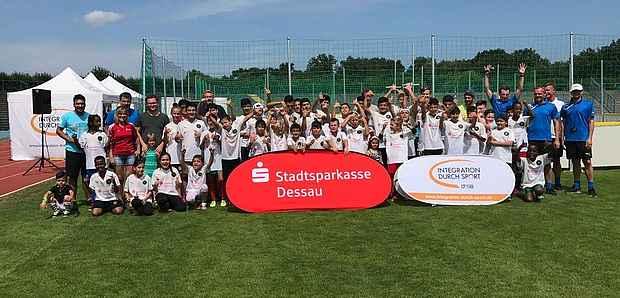 Fairplay Fußball Camp