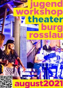 2. Impulstag des Jugend-Theater-Workshops 2021