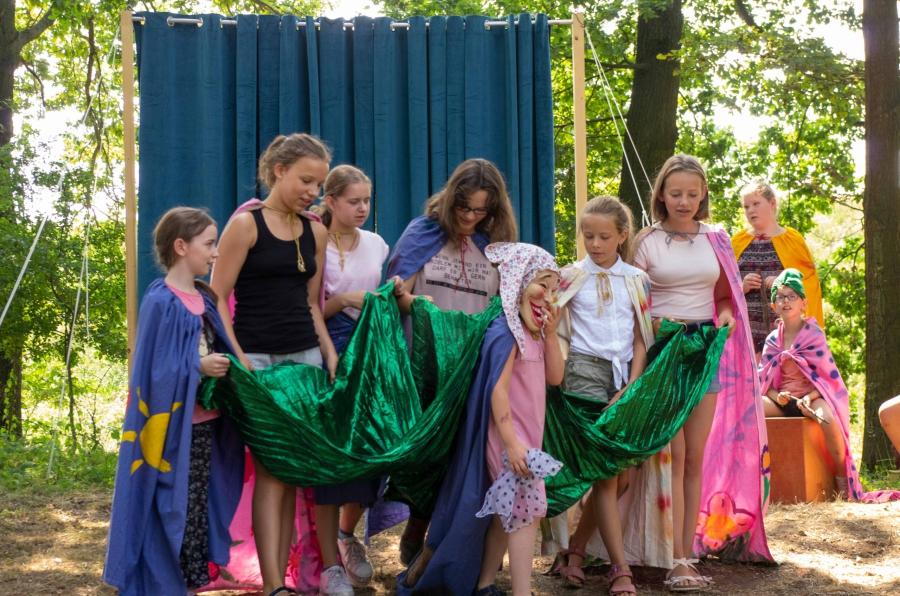 Kinder-Theater-Workshop